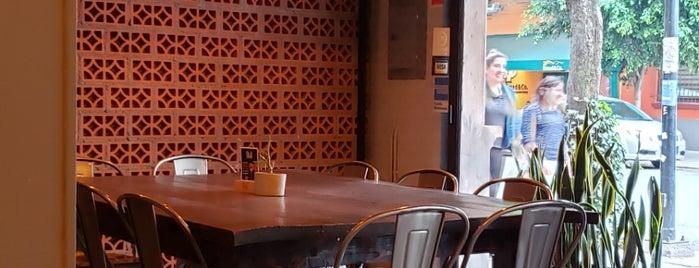 Baja Streetfood is one of Domingo.