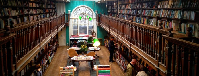 Daunt Books is one of London Calling.