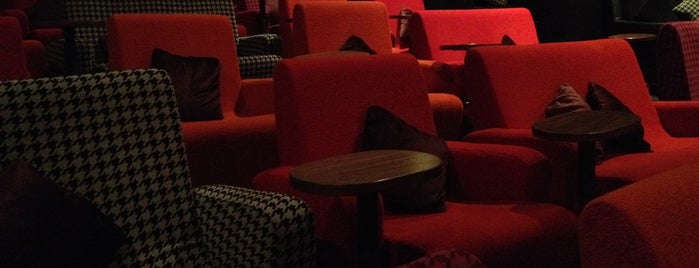Everyman Cinema is one of 1000 Things To Do In London (pt 2).
