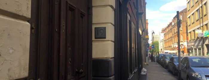 19 Princelet Street is one of 1000 Things To Do In London (pt 2).