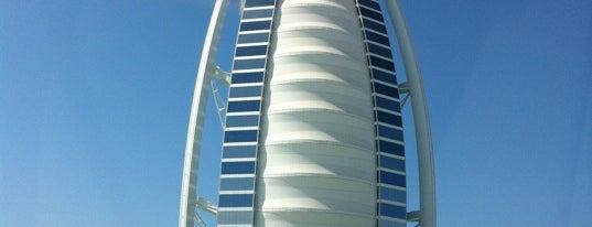 Burj Al Arab is one of Dubai #4sqCities.