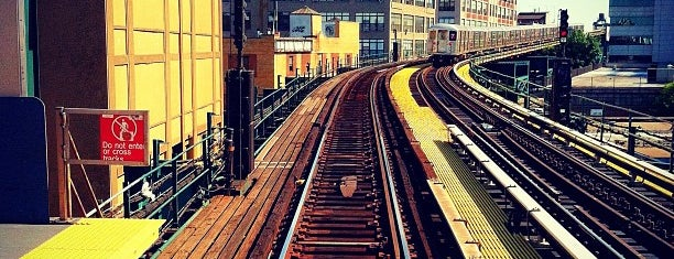 MTA Subway - 7 Train is one of My beloved hood!.