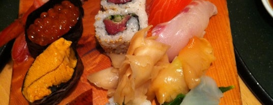 Kiku Restaurant is one of Japan in London.