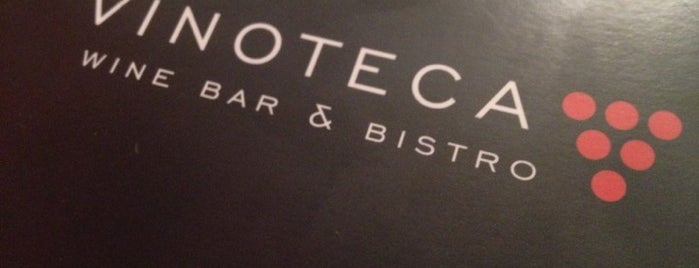 Vinoteca Wine Bar & Bistro is one of Washington D.C..
