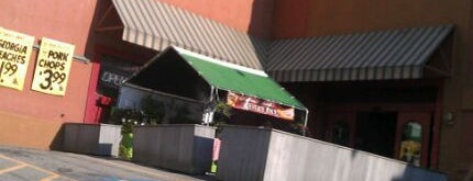 McGinnis Sisters Special Food Store is one of Tempat yang Disukai Jackie.