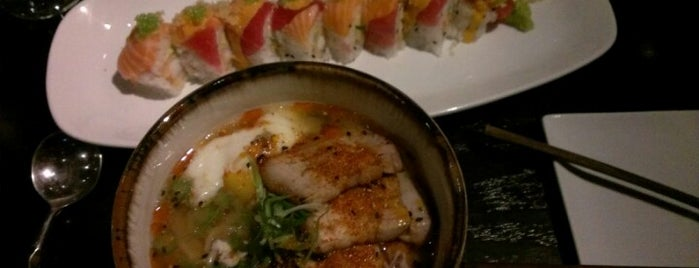 Enso Sushi & Bar is one of chicago food.