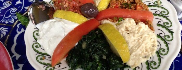 Beyoglu is one of Adela's favorite restaurants.