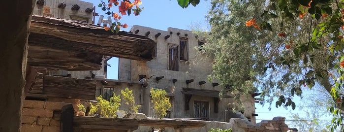 Cabot's Pueblo Museum is one of PionEEEEEER VILLAGE!.