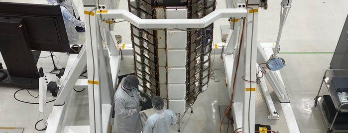 Jet Propulsion Laboratory is one of ca.