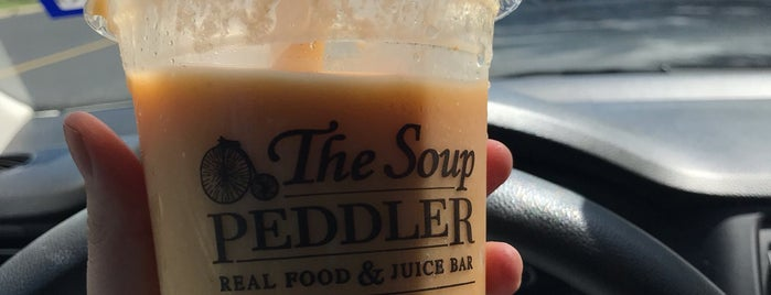 Soup Peddler is one of Lieux sauvegardés par Andrea.