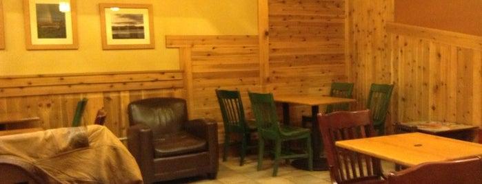 Caribou Coffee is one of Lugares favoritos de Stuart.