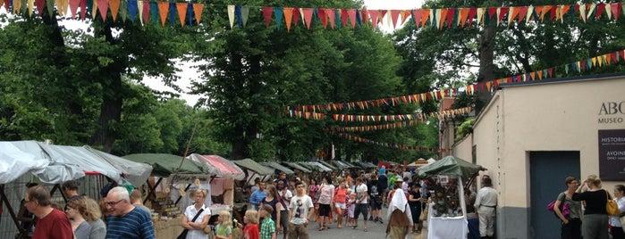 Keskiaikaiset markkinat / Medieval Market is one of Best in Turku.