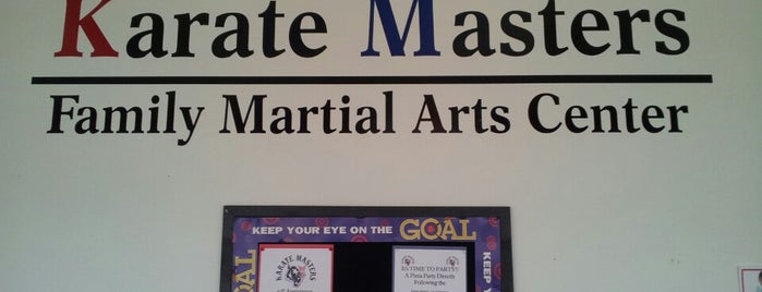 Karate Masters Family Martial Arts Academy is one of Taneshiaさんの保存済みスポット.