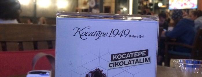 Kocatepe Kahve Evi is one of Posti che sono piaciuti a Hüseyin.