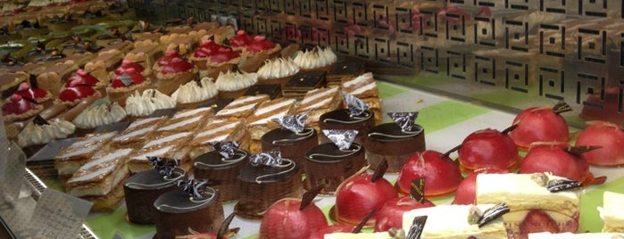 Financier Patisserie is one of USA NYC MAN Midtown East.