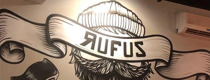 Rufus Gastro Bar is one of Orte, die Raphael gefallen.