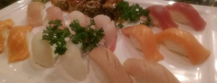 Shogun Japanese Restaurant is one of Orte, die Divya gefallen.