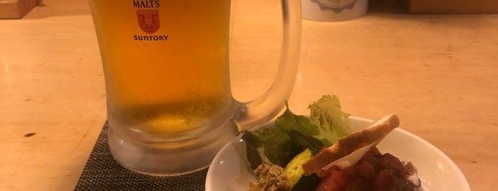 Sawa - Seasonal Food & Sake is one of Hokkaido.