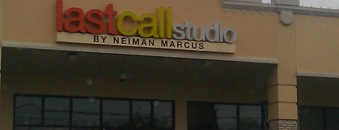 Neiman Marcus Last Call is one of Great shopping in Dallas, TX.