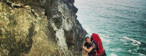 Kalalau Trail is one of Lieux qui ont plu à Elena.