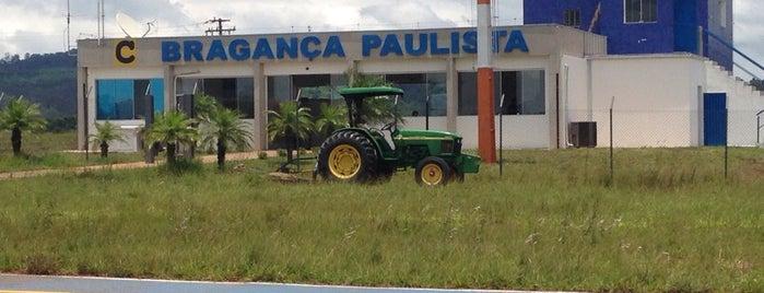 Aeroporto Estadual Artur Siqueira (BJP) is one of Aeroportos do Brasil.