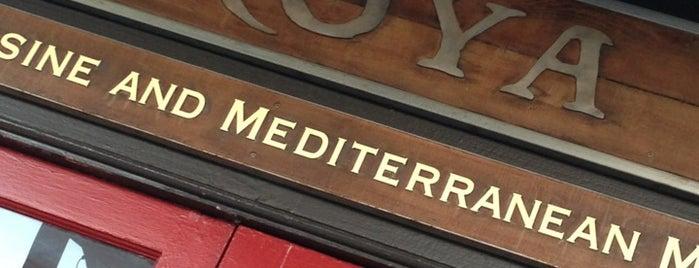 Kitchen Istanbul is one of Cerda's 'cisco..