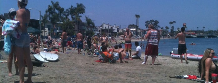 Bayshore Beach is one of Must-visit Great Outdoors in Long Beach.
