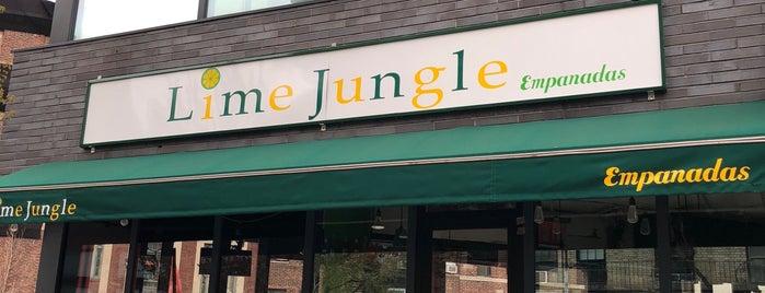 Lime Jungle is one of Posti salvati di Christopher.
