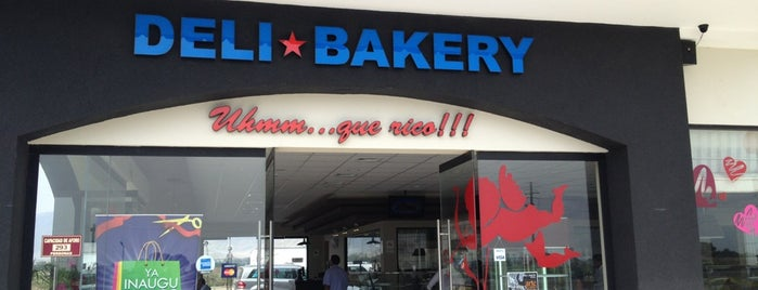 Deli Bakery is one of Orte, die SV gefallen.