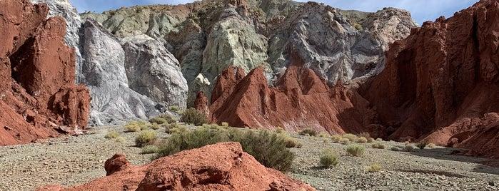 Valle Arcoiris is one of Lugares favoritos de Magdalena.