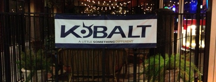 Kobalt Bar is one of Posti che sono piaciuti a T2TheLee.