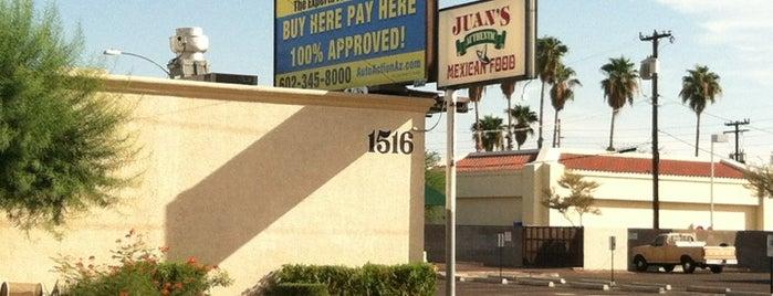 Juan's Authentic Mexican Food is one of Coronado Rumblin'.