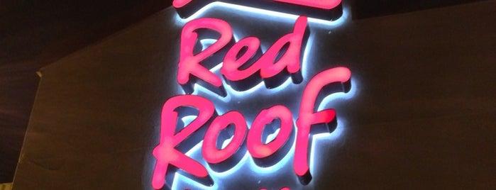 Red Roof Inn Tucson South - Airport is one of Tempat yang Disukai Marco Antonio.