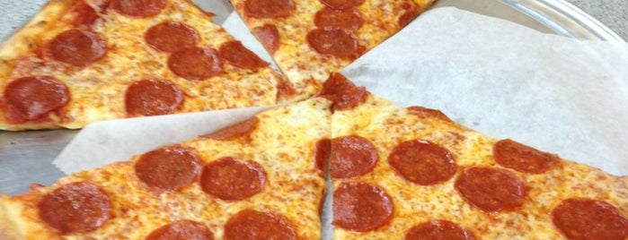 Pino's Pizza is one of Boston Favorites.