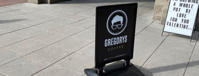 Gregory's Coffee is one of Lieux qui ont plu à Will.