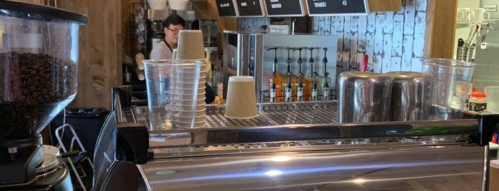 Semicolon Cafe is one of สถานที่ที่ Aniruddha ถูกใจ.
