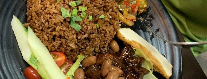 粥大王! Rice House is one of Vegetarian / SG.