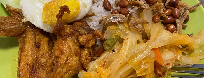 D'Authentic Nasi Lemak is one of Hawker Stalls I Wanna Try... (3).