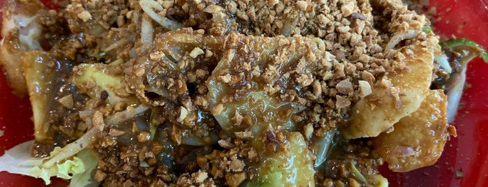 Balestier Road Hoover Rojak is one of Michelin Guide Bib Gourmand 2018.