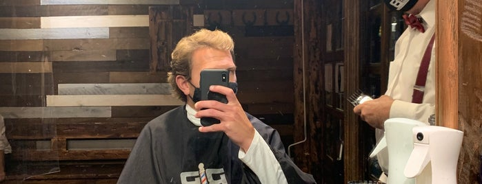 Rafaels Barbershop Vintage is one of Show a Friend NYC.
