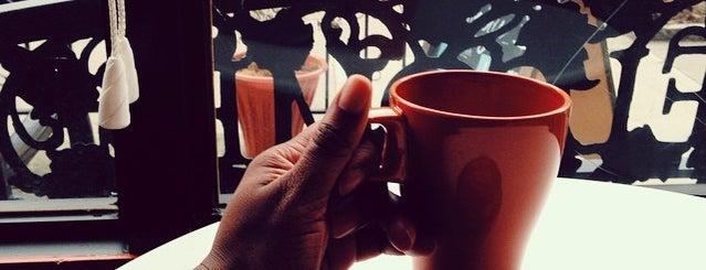 Chaitty Coffee Shop is one of Espresso - Brooklyn.