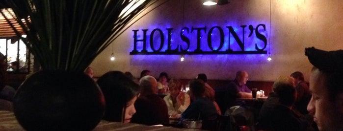 Holston's Kitchen is one of Getaway.