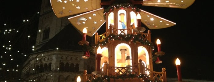Weihnachtsmarkt Bonn is one of Cologne at christmass.