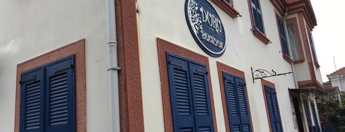 Duru pansiyon is one of Gespeicherte Orte von Mahi.
