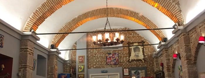 Aivali Food& Art is one of MEYHANELER.