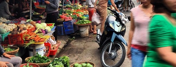 Chợ Hội An (Hoi An Market) is one of Viet Nam Nam.
