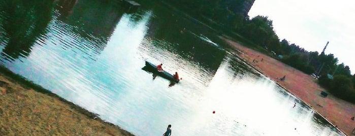 Серебряный пруд is one of Леночка 님이 좋아한 장소.