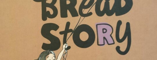 Bread Story is one of TLV.