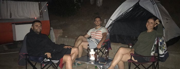 Dolmuş Camping is one of Kamp.