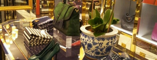 Tory Burch is one of The Upper East Side List by Urban Compass.